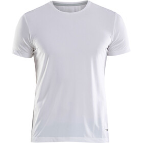 Craft Essential t-shirt Heren wit